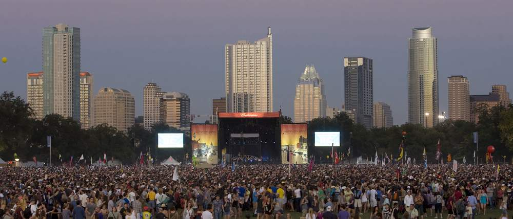 The view from ACL: How Austin's skyline has changed since 2005
