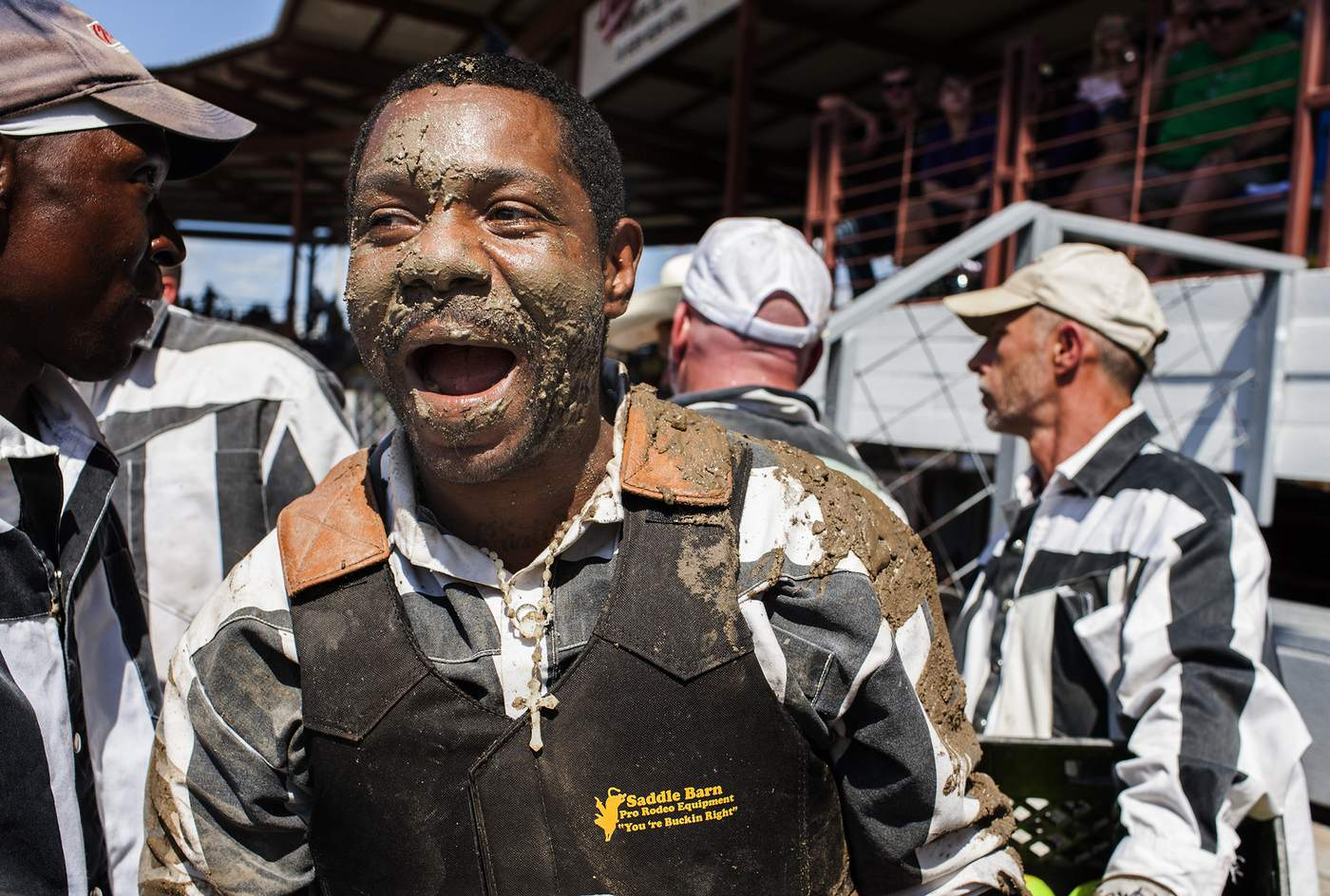 Angola Prison Rodeo: One day of freedom