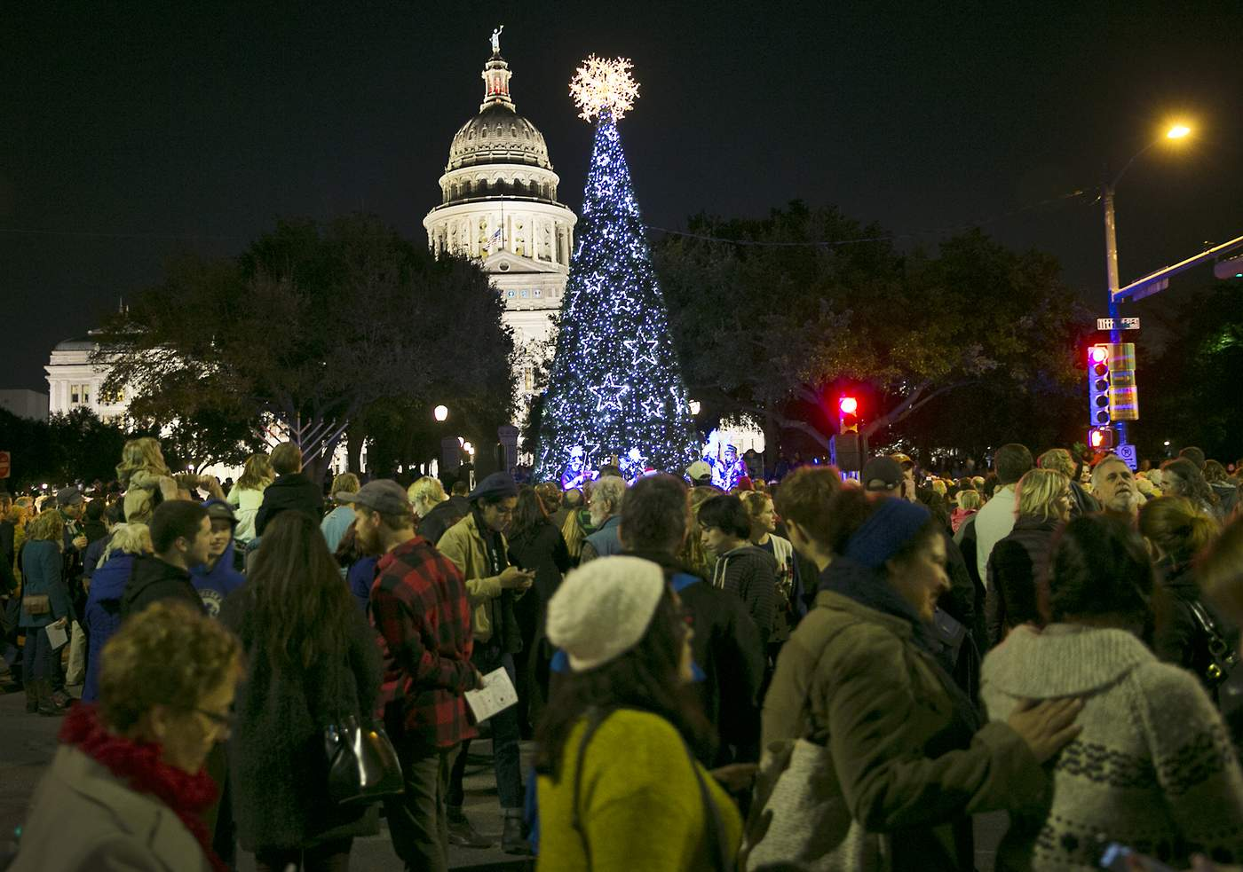 what does christmas mean to austinites