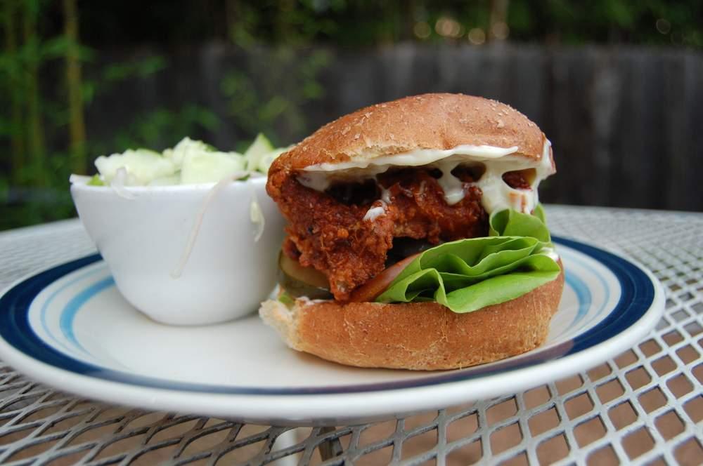 The Best Fried Chicken Sandwiches In Austin