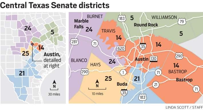 senate district 5
